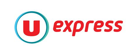 express de logo u express