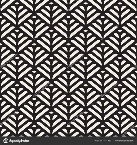 pattern svg exles vector black and white seamless organic floral lines grid