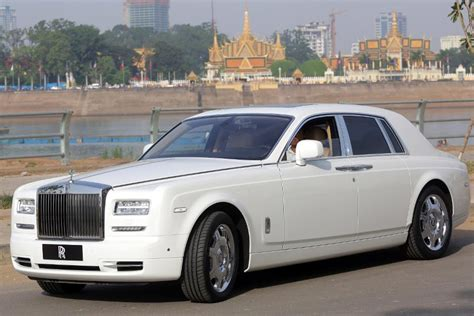 roll royce cambodia cambodia s not so secret grey car market threatens luxury