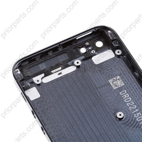 iphone 5 housing for iphone 5 back housing replacement black