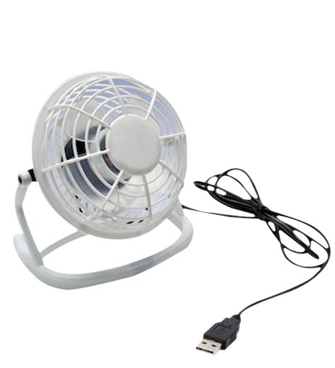 usb desk fan by ihomes travel accessories