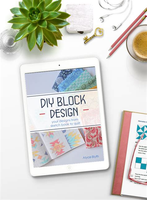 My Pattern Designer Review | my design process diy block design review crafty planner