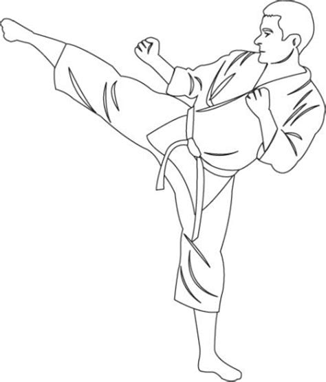Plog 4 Sketches by Karate Drawings Images Search