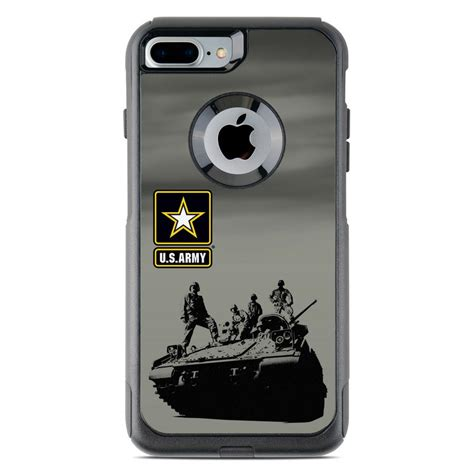 Army Iphone 7 Plus otterbox commuter iphone 7 plus skin army troop by us army decalgirl