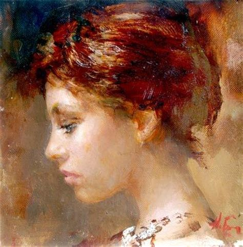Painting 1 35 Faces by 978 Best Images About Portrait On