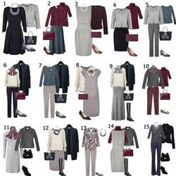 how to build a capsule wardrobe 2015 one