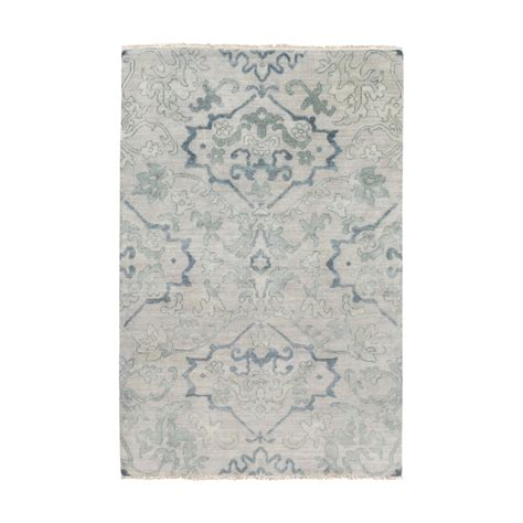 9 X 13 Area Rugs Shop Surya Hillcrest Rectangular Indoor Knotted Area Rug Common 9 X 13 Actual