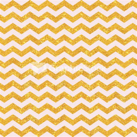 chevron pattern in gold light pink and gold glitter chevron pattern stock image