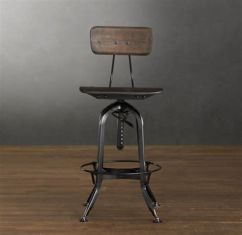Vintage Bar Stools With Backs by Vintage Bar Stool With Back Chairs Pinterest Vintage