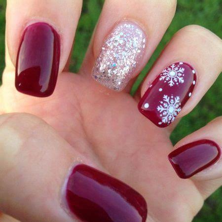 2018 christmas nails theme صور اظافر بنات مانيكير وطلاء اظافر بالوان جديدة ميكساتك