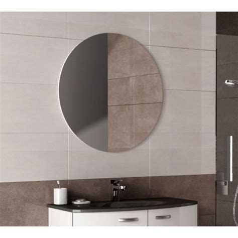 bathroom mirrors round sunny round illuminated mirror buy online at bathroom city