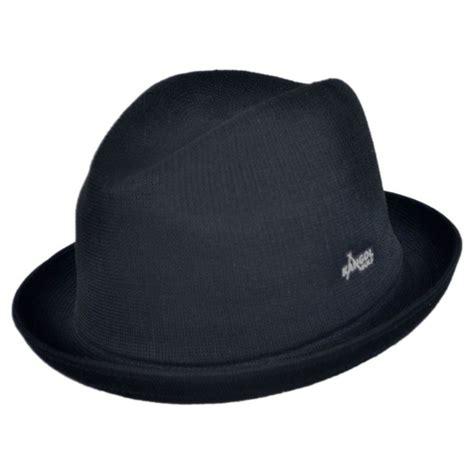 Hat L by Samuel L Jackson P2i Golf Tropic Player Fedora Hat