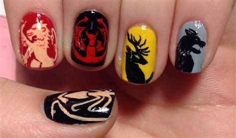 easy nail art games get your geek on with these 21 amazing nail art designs