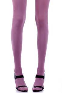 Light Pink Tights Fashion Light Purple Tights Solid Tights Trendylegs
