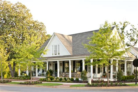 southern living farmhouse plans southern living idea house circa lighting