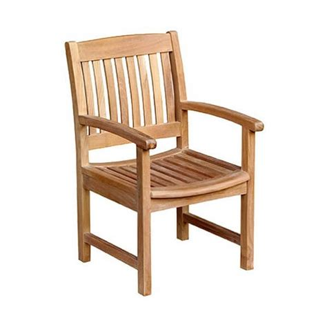 teak outdoor armchairs teak outdoor armchairs design ktc 152 indonesian