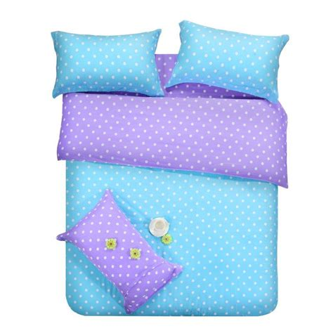 purple polka dot comforter purple blue dots bedding sets polka dot full double queen