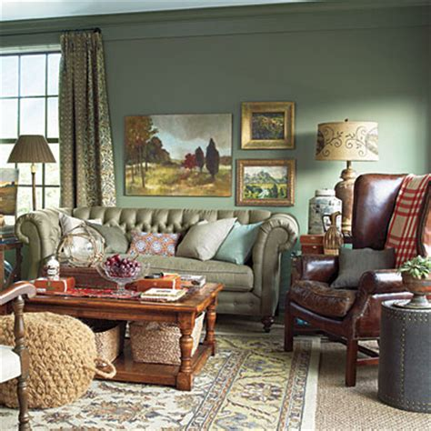 southern living decorating ideas see this family friendly great room