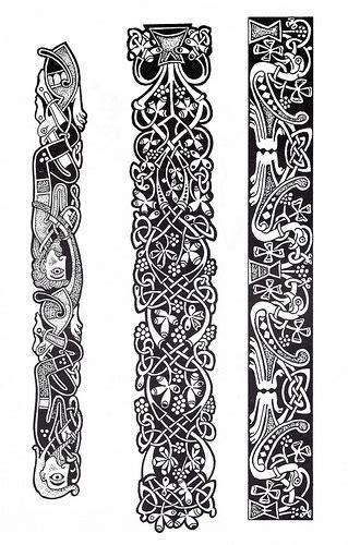 Celtic Design 033 | bibliodyssey.blogspot.com/2009/07 ... K Design Tattoo