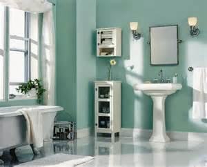 Small Bathroom Painting Ideas - accent wall paint ideas bathroom