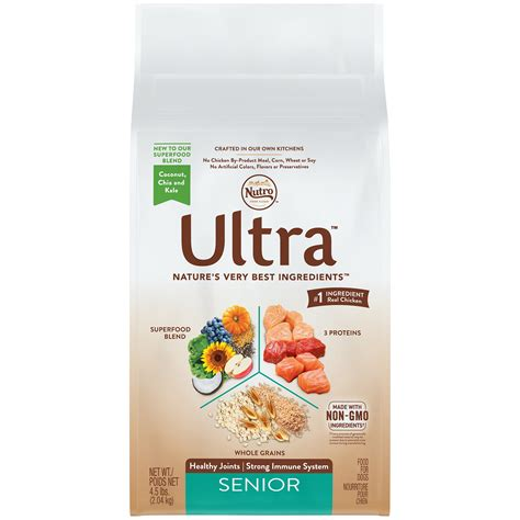 nutro ultra puppy food nutro ultra senior food petco