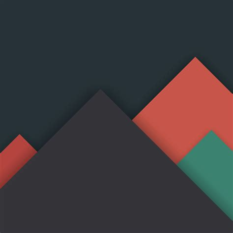 brand new set of 40 material design backgrounds geometric wallpapers for iphone and ipad
