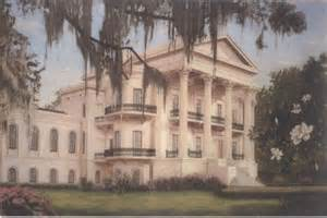 Southern Plantation Floor Plans belle grove plantation of louisiana