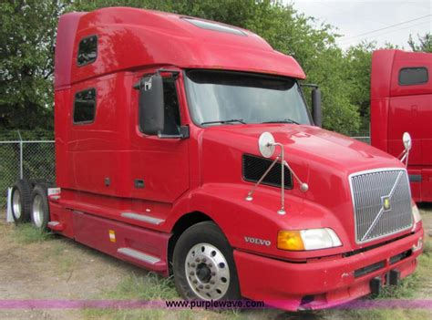 volvo truck 770 2003 volvo vnl 770 semi truck item 3092 sold