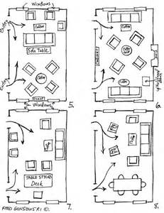 Furniture Layouts Furniture Placement For Living Dining Room Family Great