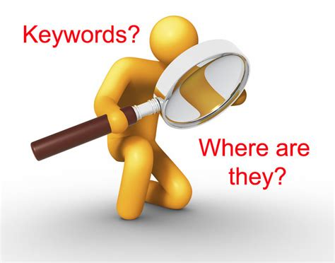 Make Money Online Keywords - keyword research techniques make money from an online business