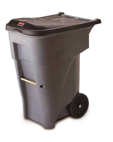 trash storage containers 65 gallon trash can wheeled trash can trash cans warehouse