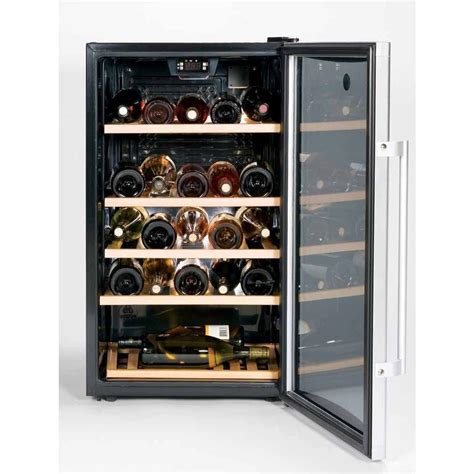 under cabinet wine cooler under cabinet wine fridge spt wc3302us 33bottle wine