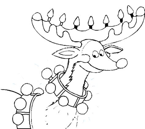 coloring pages of santa s 9 reindeer reindeer coloring pages santa reindeer coloring pages