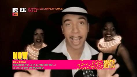 mtv the official uk top 40 opening mtv 90s uk airplay chart top 40