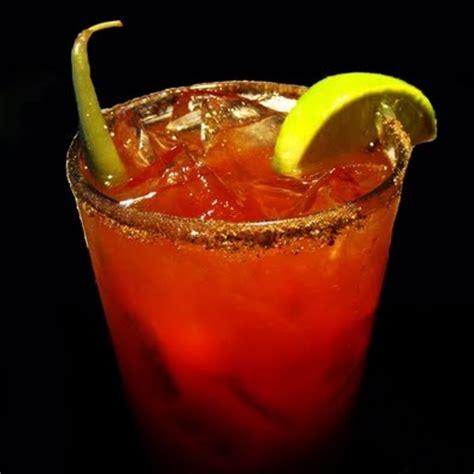 bloody caesar classic delish drinks pinterest