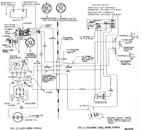 gm 12v alternator wiring diagram wiring library