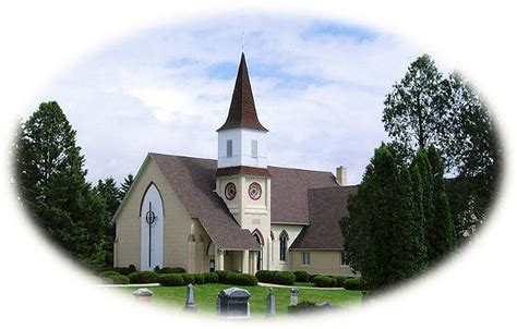 New Church Cottage Grove Wi by Koshkonong Settlement Cottage Grove And