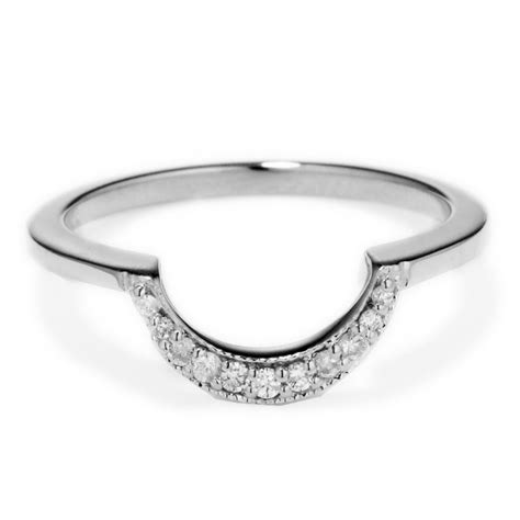 12 made for your engagement ring wedding bands onewed
