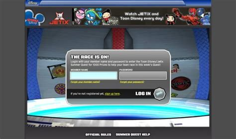 Disney Prizes Sweepstakes - toon disney jetix summer quest for 1 000 prizes sweepstakes