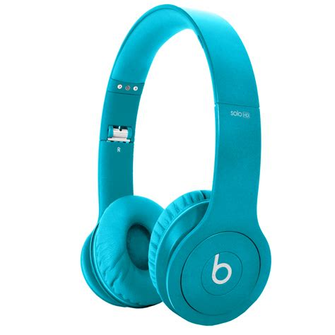 beats color beats by dre high definition stereo headphones w