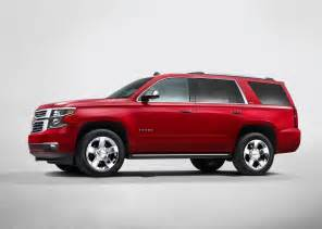 2015 chevrolet tahoe car interior design