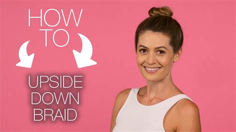 how to cut your own hair upside down how to cute bow hair look tutorials superdrug