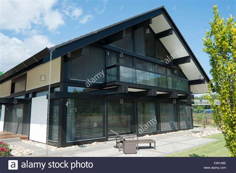 modern energy efficient homes modern highly energy efficient huf haus or family house in