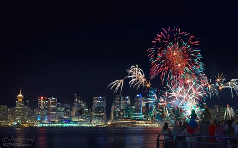 new year flowers vancouver canada day vancouver fireworks light up burrard inlet