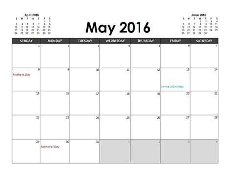 search results for project planning calendar pdf