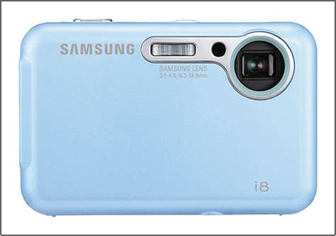 Samsung Release The I8 by Samsung I8 Digital Photography Review