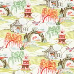 Waverly Duvet Neo Toile Chinoiserie Toile Buyfabrics Com