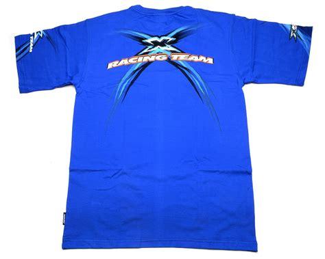 Xray Team T Shirt xray blue world racing team t shirt x large xra395016xl