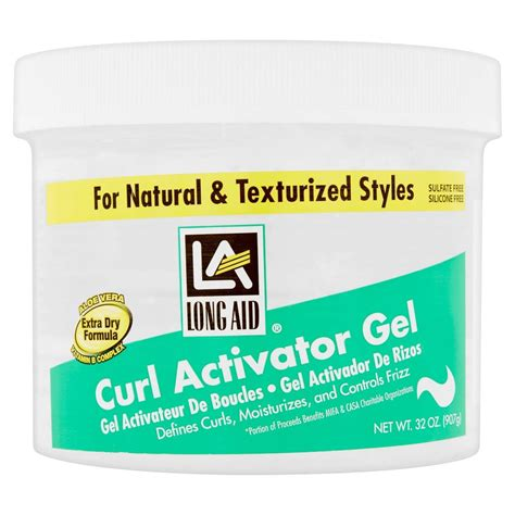 best curl activator gel for hair long aid curl activator gel 10 5 oz beauty empire
