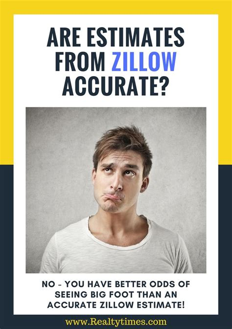 why zillow estimates are not accurate a listly list